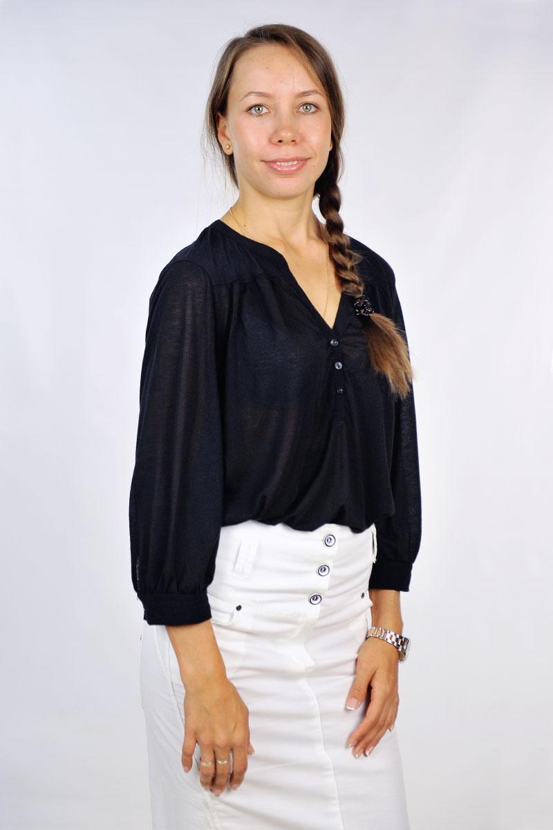 Нефьодова Марія Василівна